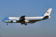 Boeing VC-25A - 92-9000 operated by US Air Force (USAF)