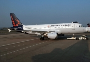 Airbus A319-113 - OO-SSP operated by Brussels Airlines
