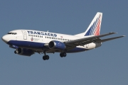 Boeing 737-500 - EI-DTV operated by Transaero Airlines