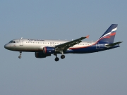 Airbus A320-214 - VP-BKX operated by Aeroflot
