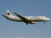 Boeing 737-400 - UR-VVP operated by AeroSvit Ukrainian Airlines