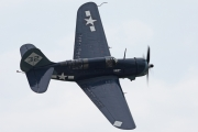 Curtiss SB2C-5 Helldiver - N92879 operated by Private operator