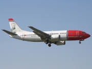 Boeing 737-300 - LN-KKH operated by Norwegian Air Shuttle