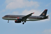 Airbus A320-232 - F-OHGV operated by Royal Jordanian