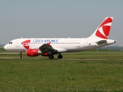 Airbus A319-112 - OK-NEP operated by CSA Czech Airlines