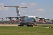 Ilyushin Il-76MD - RA-78750 operated by Voyenno-vozdushnye sily Rossii (Russian Air Force)