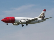 Boeing 737-300 - LN-KKW operated by Norwegian Air Shuttle