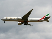 Boeing 777-300ER - A6-ECI operated by Emirates
