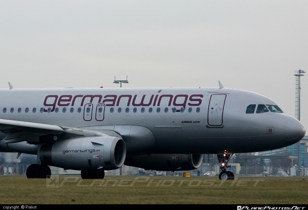 Airbus A319-132 - D-AGWD operated by Germanwings #a319 #a320family #airbus #airbus319