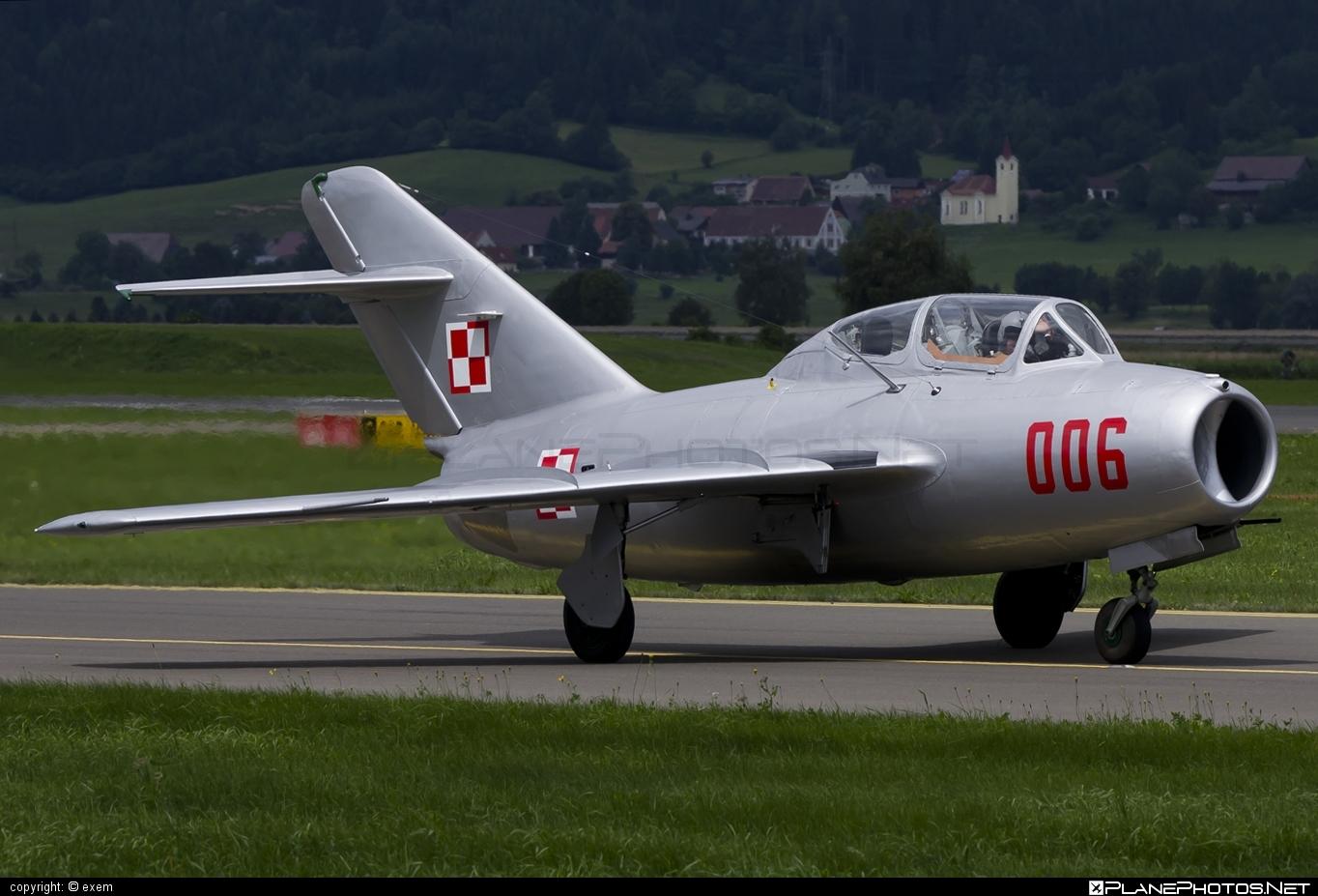PZL-Mielec SB Lim-2 - SP-YNZ operated by Private operator #mig15 #pzl #pzlmielec #pzlmielecsblim2 #pzlsblim2 #sblim2