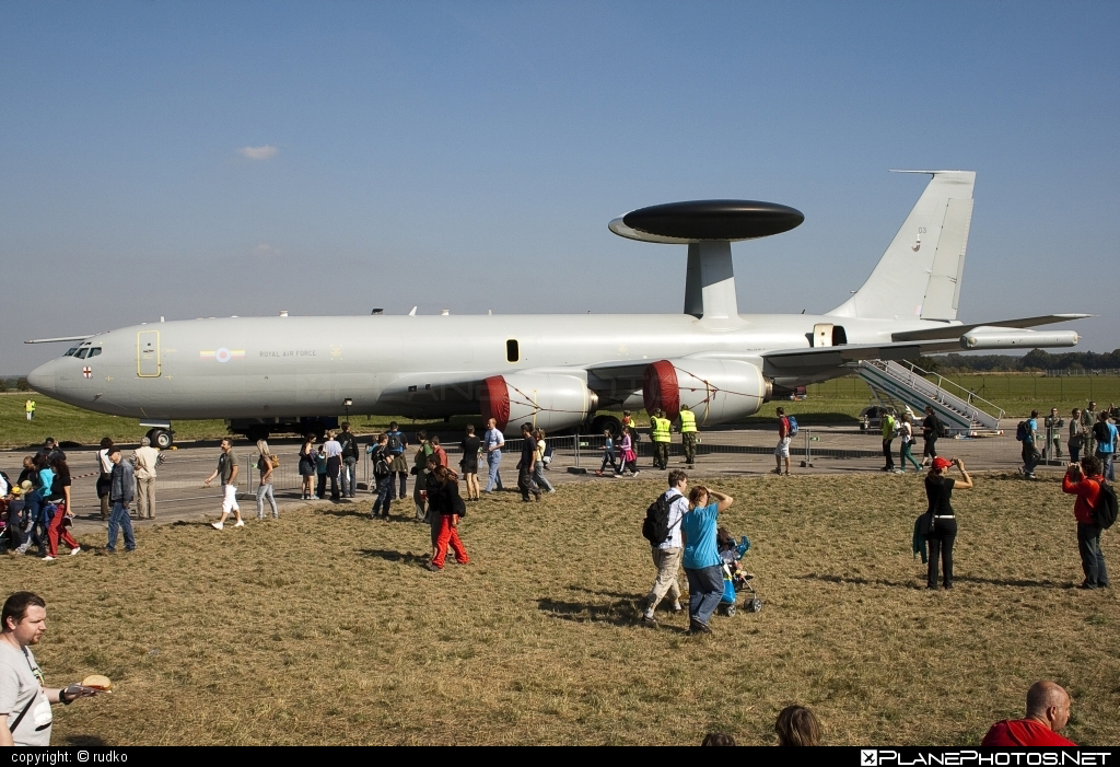 Boeing Sentry AEW.1 - ZH103 operated by Royal Air Force (RAF) #boeing #natodays #natodays2011 #raf #royalairforce