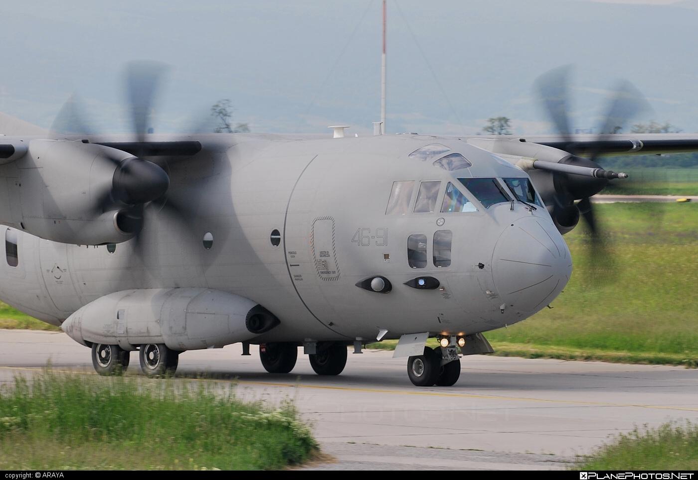 Alenia C-27J Spartan - MM62250 operated by Aeronautica Militare (Italian Air Force) #alenia #aleniac27j #aleniac27jspartan #aleniaspartan #c27j #c27jspartan #c27spartan