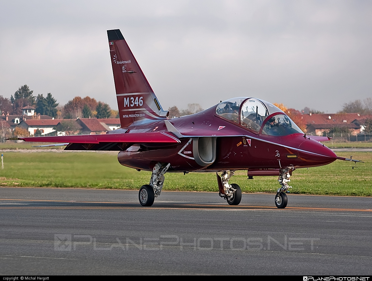 Aermacchi M-346 - CPX617 operated by Aermacchi #aermacchi #aermacchi346 #aermacchim346 #m346