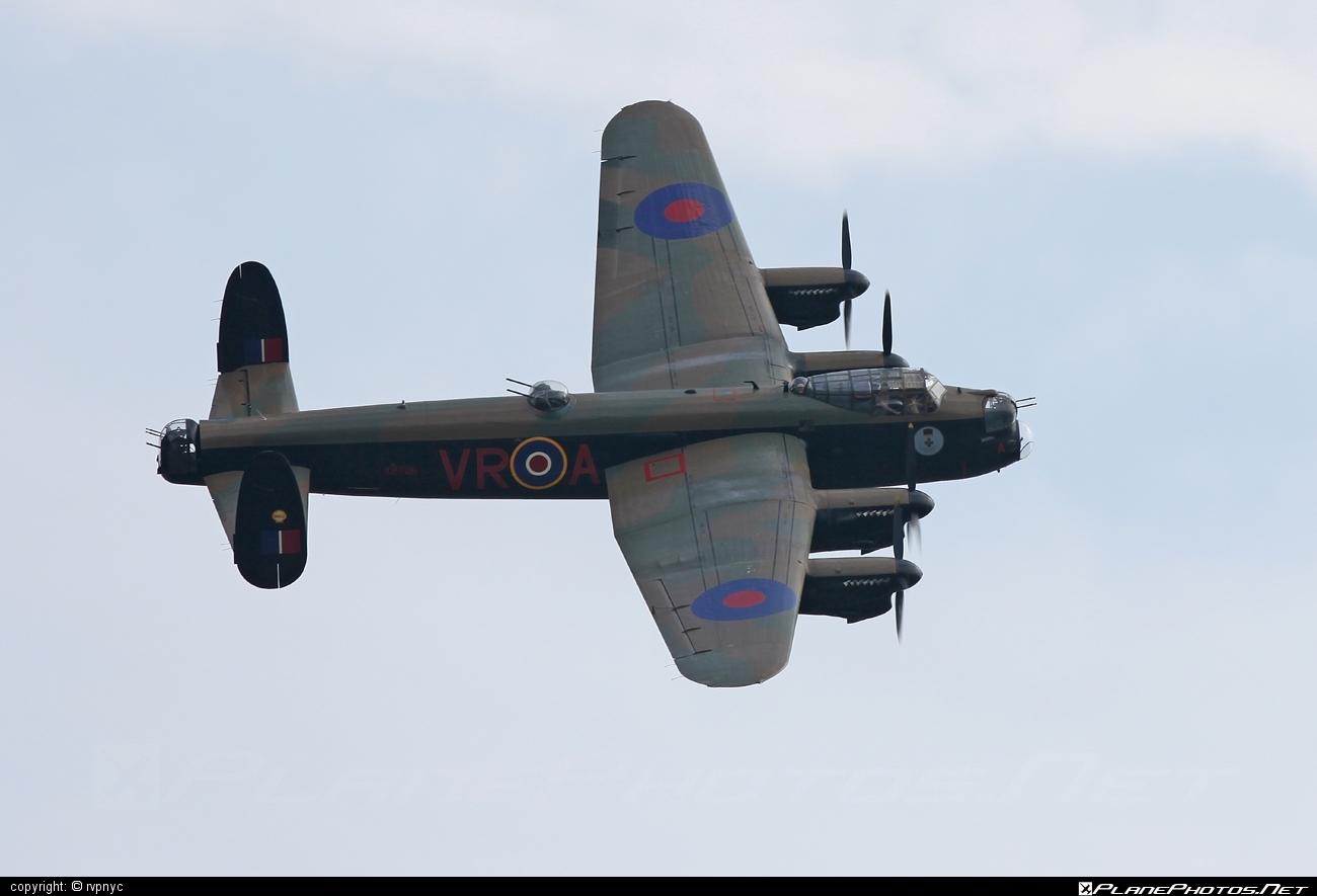 Avro Lancaster B.X - C-GVRA operated by Private operator #avro