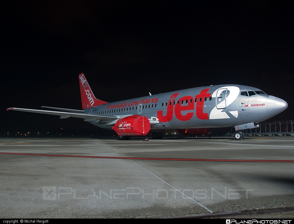 Boeing 737-300 - G-CELK operated by Jet2 #b737 #boeing #boeing737 #jet2