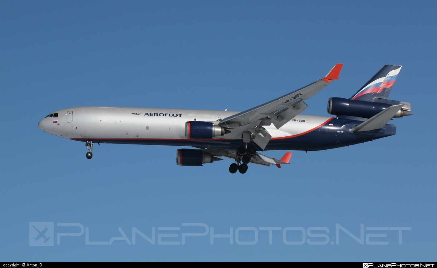 McDonnell Douglas MD-11F - VP-BDR operated by Aeroflot #aeroflot #mcdonnelldouglas #mcdonnelldouglas11 #mcdonnelldouglas11f #mcdonnelldouglasmd11 #mcdonnelldouglasmd11f #md11 #md11f