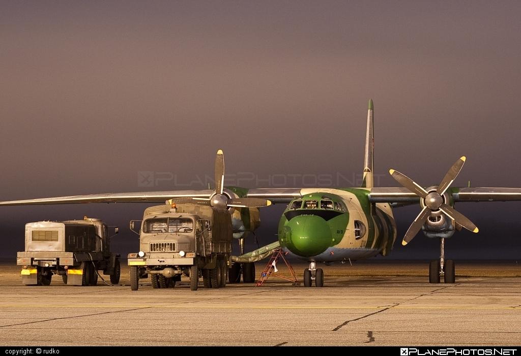 Antonov An-26 - 2506 operated by Vzdušné sily OS SR (Slovak Air Force) #an26 #antonov #antonov26 #slovakairforce #vzdusnesilyossr