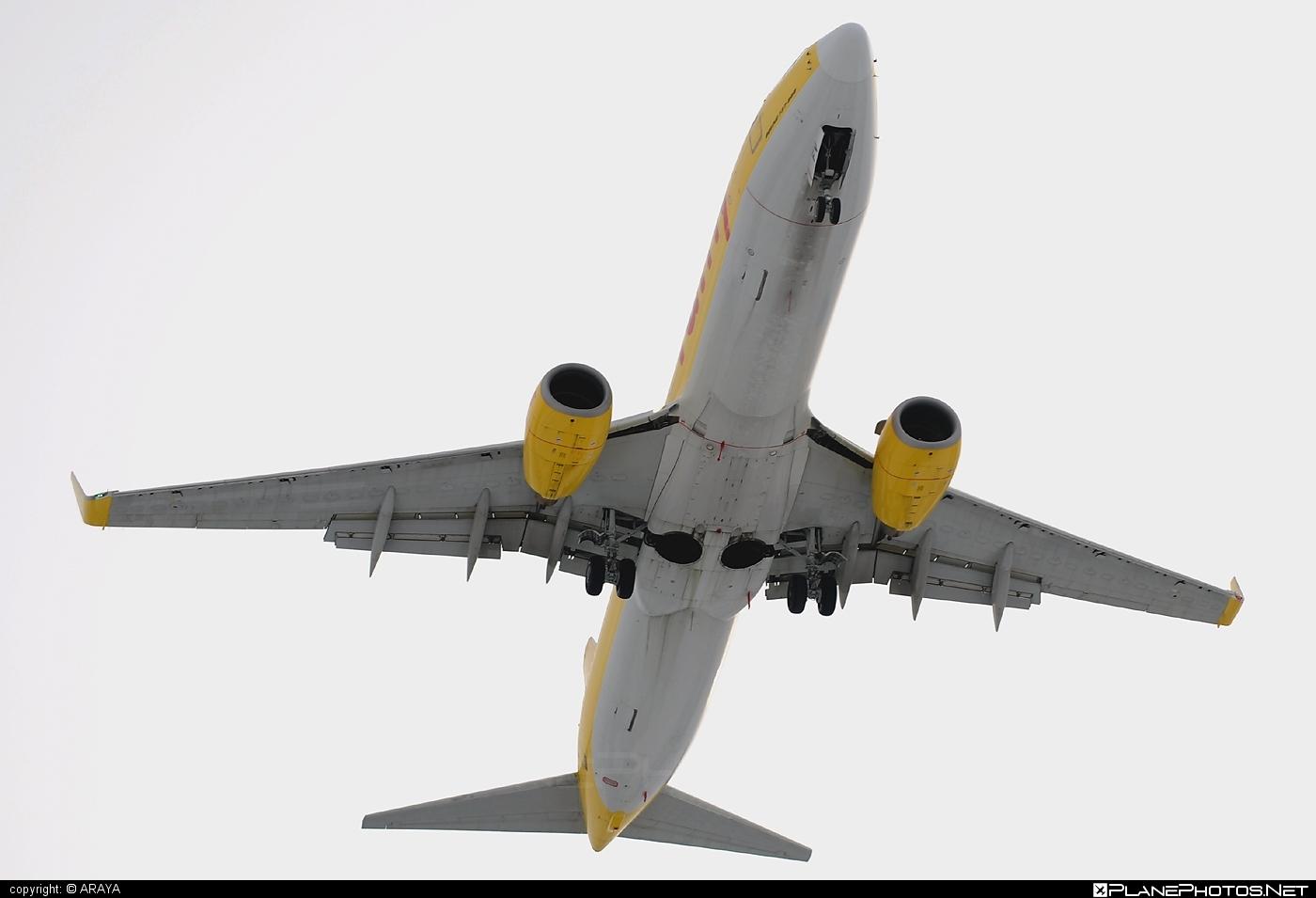 Boeing 737-800 - D-AHFV operated by TUIfly #b737 #b737nextgen #b737ng #boeing #boeing737 #tui #tuifly