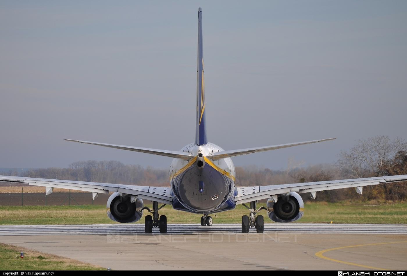 Boeing 737-800 - EI-EBR operated by Ryanair #b737 #b737nextgen #b737ng #boeing #boeing737 #ryanair