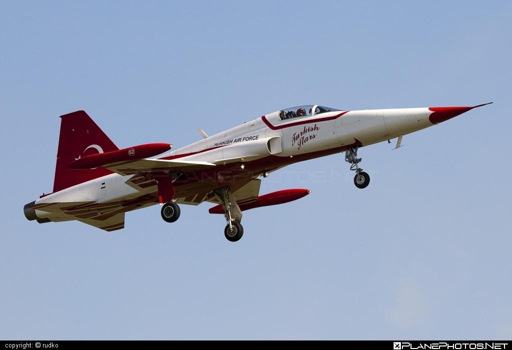Canadair NF-5A Freedom Fighter - 71-3052 operated by Türk Hava Kuvvetleri (Turkish Air Force) #canadair #natodays #natodays2011 #turkishairforce