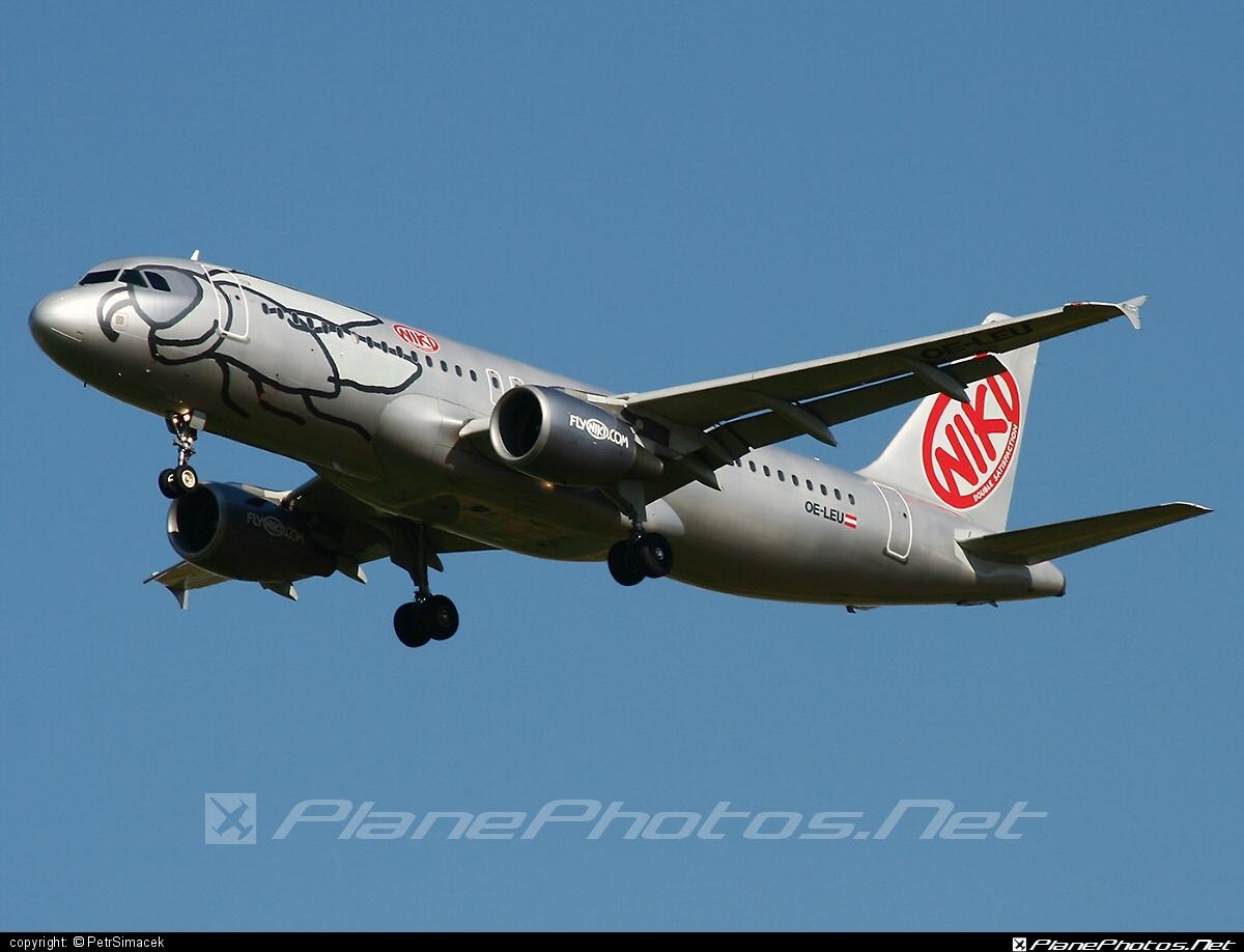 Airbus A320-214 - OE-LEU operated by Niki #a320 #a320family #airbus #airbus320 #flyniki #niki
