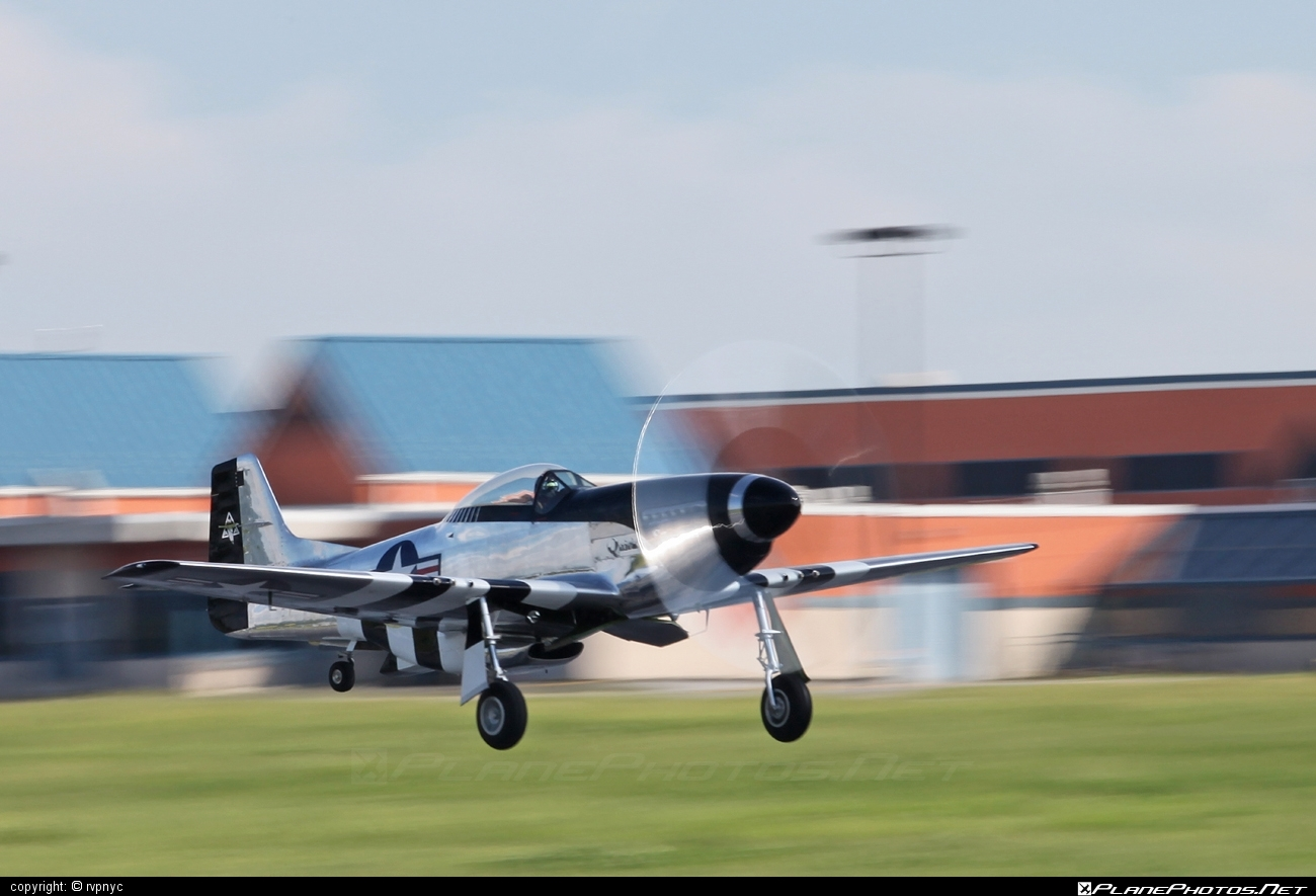 North American P-51D Mustang - N51HY operated by Private operator #northamerican