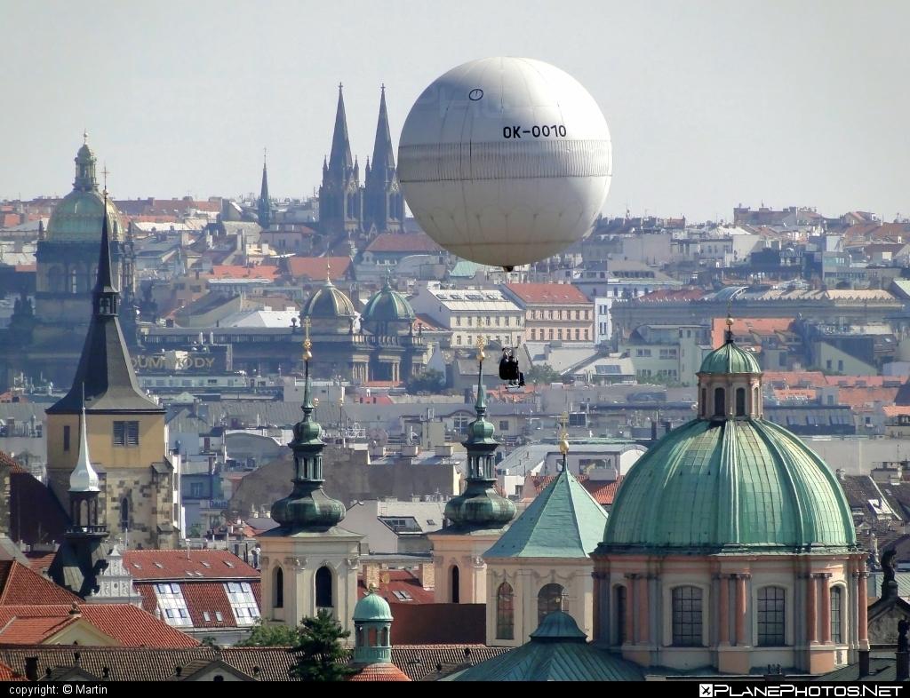 Ballonbau Worner FKP-STU/380 - OK-0010 operated by Balon Centrum Praha