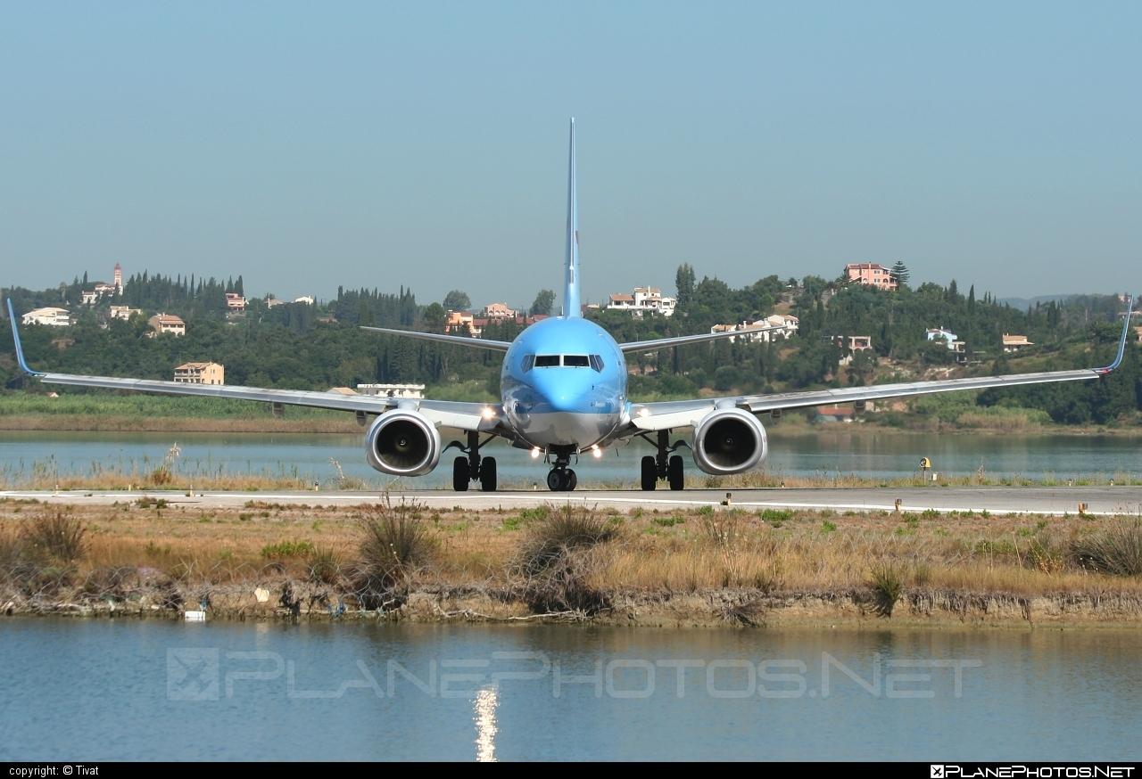 Boeing 737-700 - OO-JAN operated by Jetairfly #b737 #b737nextgen #b737ng #boeing #boeing737 #jetairfly
