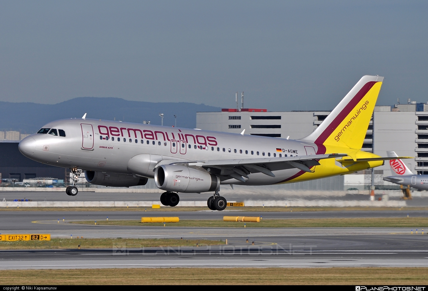 Airbus A319-132 - D-AGWE operated by Germanwings #a319 #a320family #airbus #airbus319