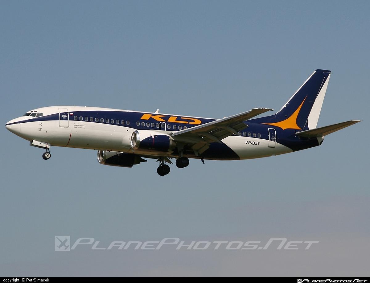 Boeing 737-300 - VP-BJY operated by KD Avia #b737 #boeing #boeing737
