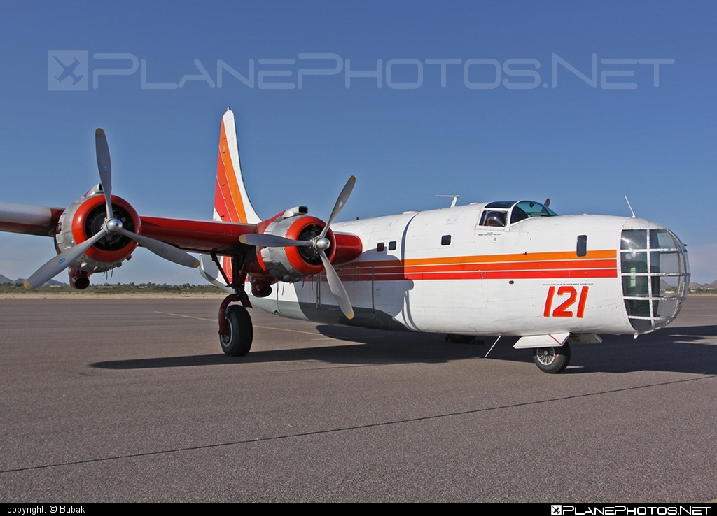 Consolidated PB4Y-2 Privateer - N2871G operated by Private operator #consolidated