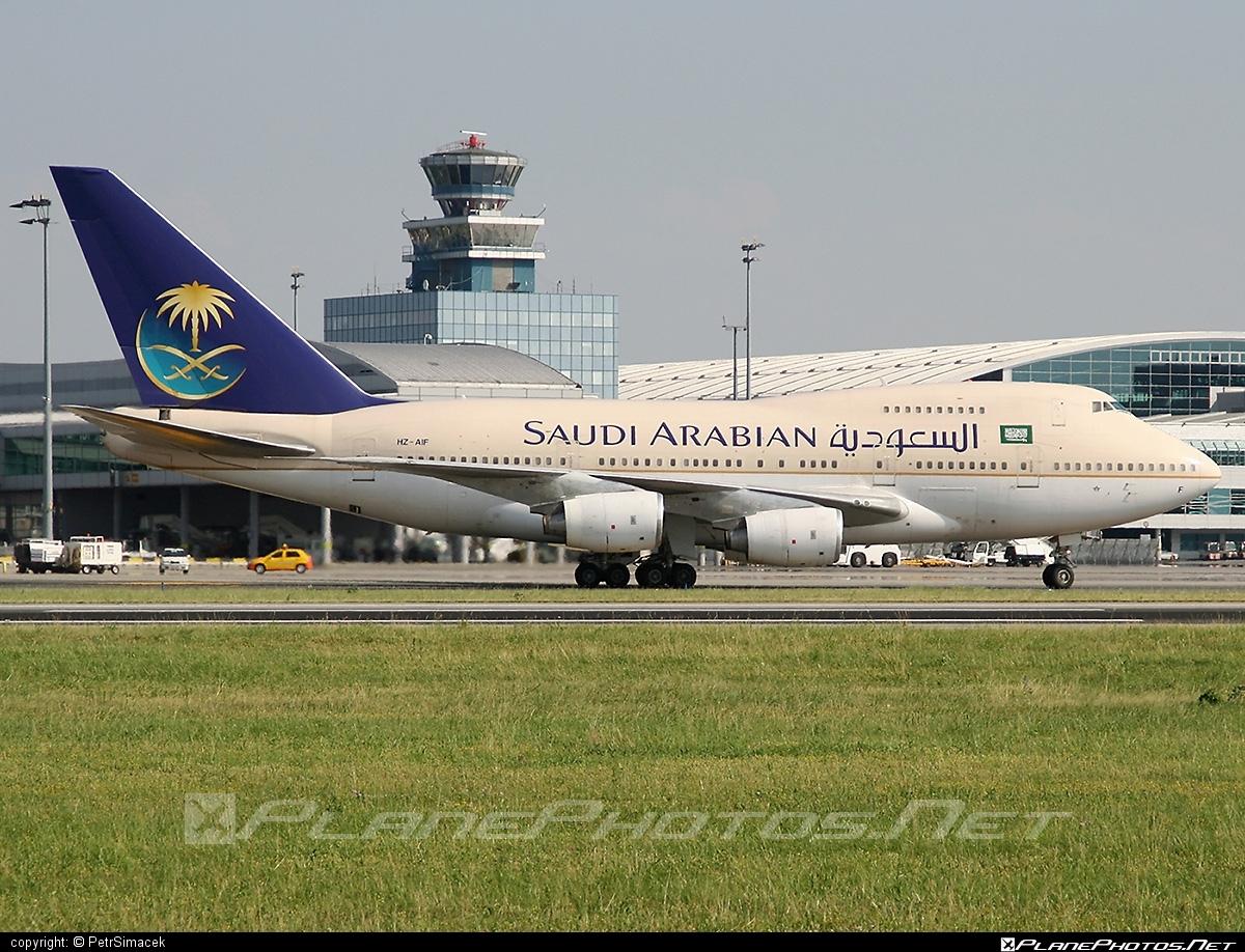 Boeing 747SP - HZ-AIF operated by Saudi Arabian Airlines #b747 #b747sp #boeing #boeing747 #jumbo