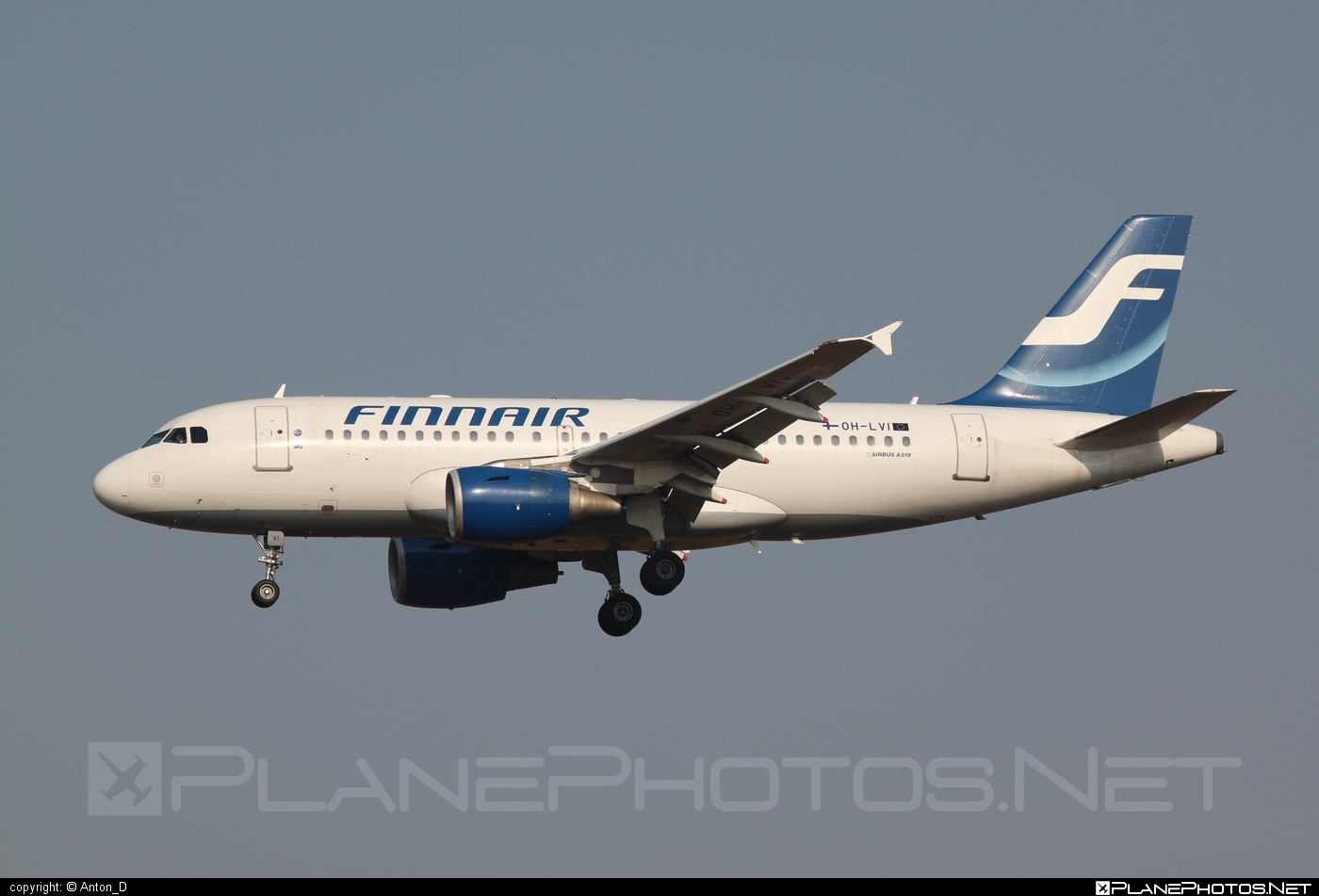 Airbus A319-112 - OH-LVI operated by Finnair #a319 #a320family #airbus #airbus319 #finnair