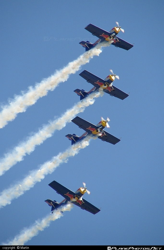 Zlin Z-50LX - OK-XRB operated by The Flying Bulls Aerobatic Team #theflyingbullsaerobaticteam #z50 #z50lx #zlin #zlin50