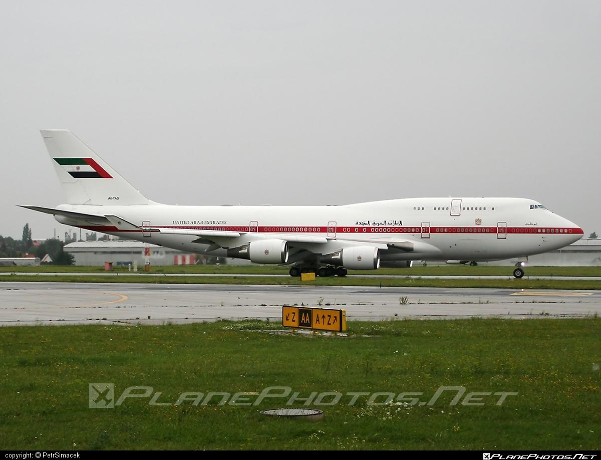 Boeing 747-400 - A6-YAS operated by United Arab Emirates - Abu Dhabi Amiri Flight #abudhabiamiriflight #b747 #boeing #boeing747 #jumbo