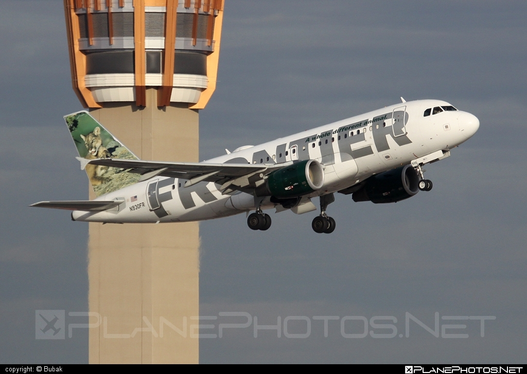 Airbus A319-111 - N930FR operated by Frontier Airlines #a319 #a320family #airbus #airbus319