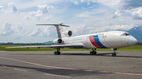 Letecký útvar MV SR (Slovak Government Flying Service) Tupolev Tu-154M - OM-BYO