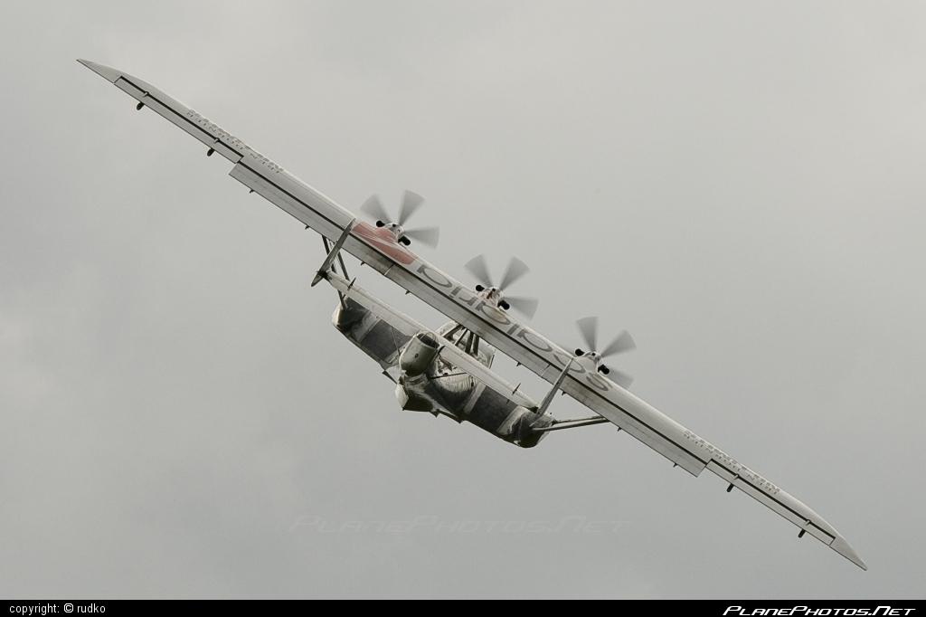 Dornier Do-24 ATT - RP-C2403 operated by Iren Dornier Project #dornier