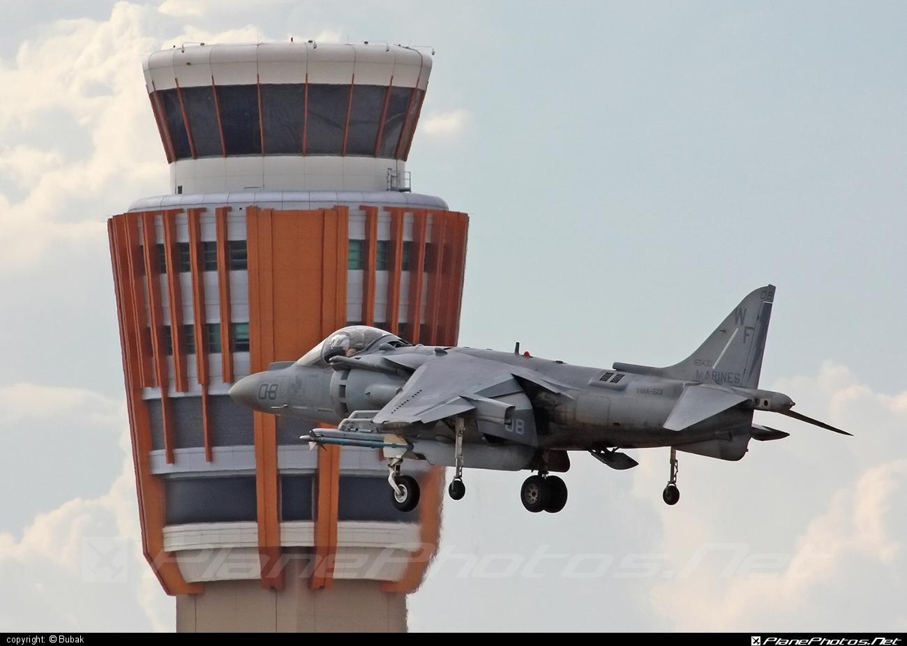 McDonnell Douglas AV-8B Harrier II+ - 165430 operated by US Marine Corps (USMC) #mcdonnelldouglas