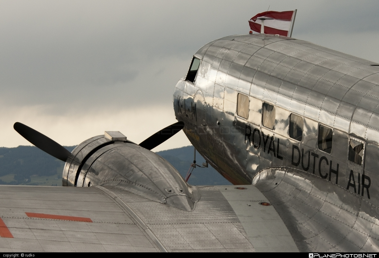 Douglas DC-2 - N39165 operated by Private operator #douglas