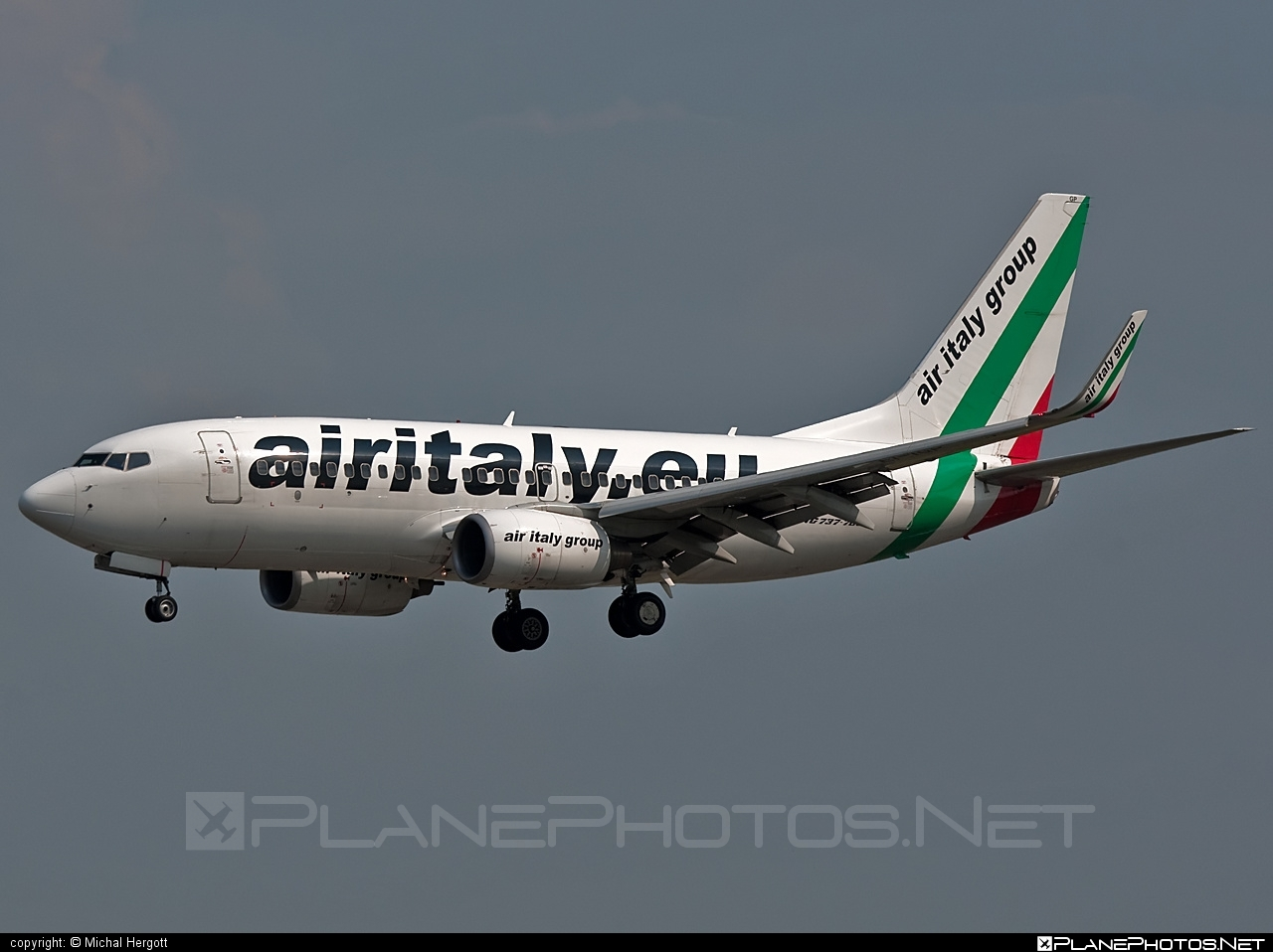 Boeing 737-700 - EI-IGP operated by Air Italy #b737 #b737nextgen #b737ng #boeing #boeing737