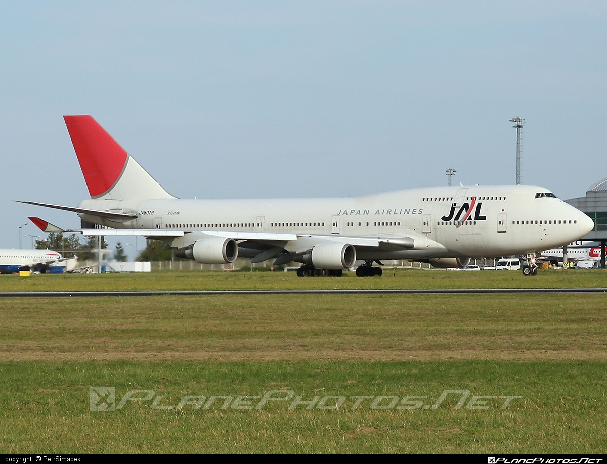 Boeing 747-400 - JA8079 operated by Japan Airlines (JAL) #b747 #boeing #boeing747 #jumbo