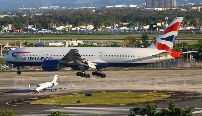 British Airways Boeing 777-200ER - G-YMMB