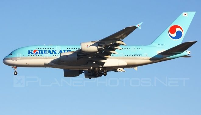 Korean Air Airbus A380-861 - HL7613