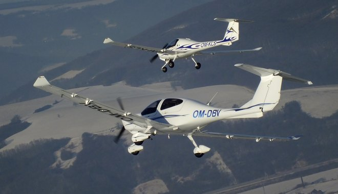 Seagle Air FTO Diamond DA40 Diamond Star - OM-DBV