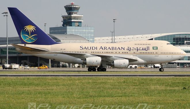 Saudi Arabian Airlines Boeing 747SP - HZ-AIF