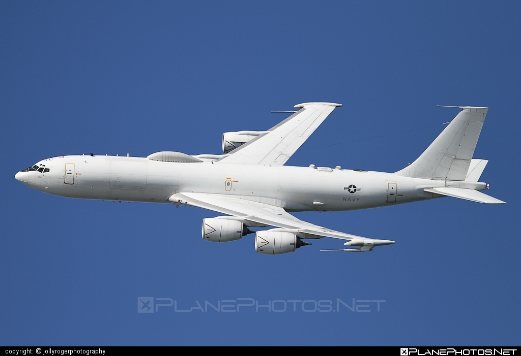 Boeing E-6B Mercury - 164409 operated by US Navy (USN) #boeing