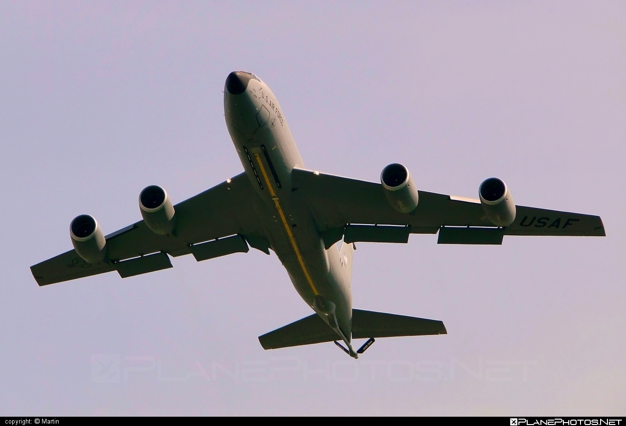 Boeing KC-135R Stratotanker - 59-1463 operated by US Air Force (USAF) #boeing #usaf #usairforce