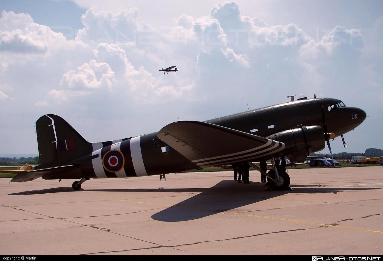 Douglas Dakota Mk.III - ZA947 operated by United Kingdom - Battle of Britain Memorial Flight (BBMF) #douglas