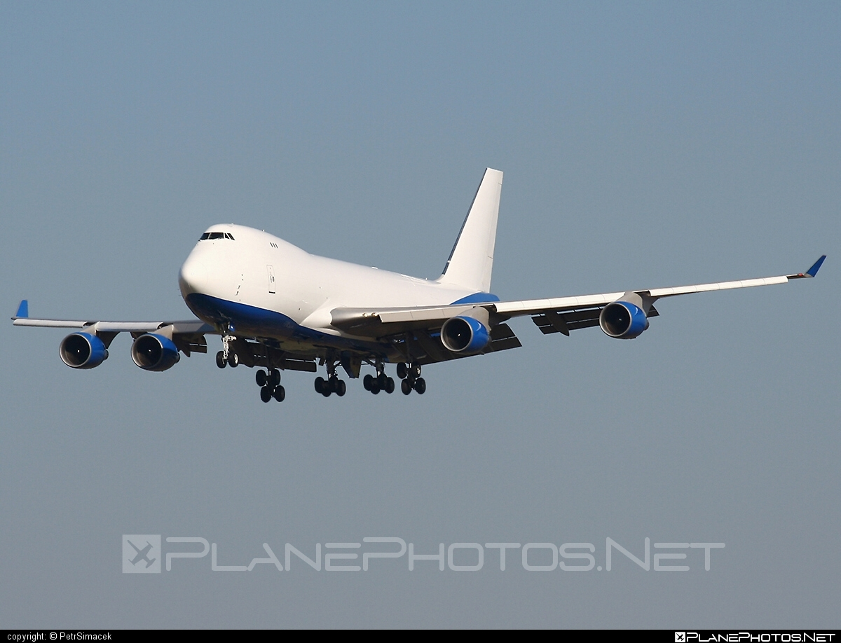 Boeing 747-400F - A6-GGP operated by United Arab Emirates - Dubai Air Wing #b747 #boeing #boeing747 #jumbo